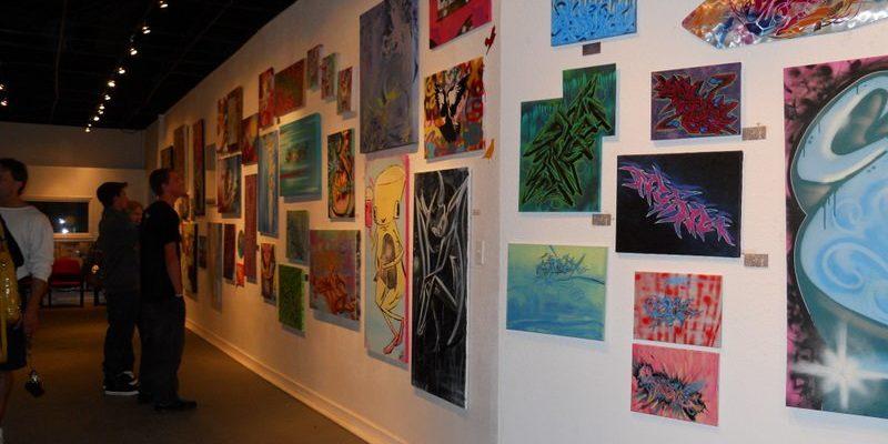 In the SCYAP Art Gallery….