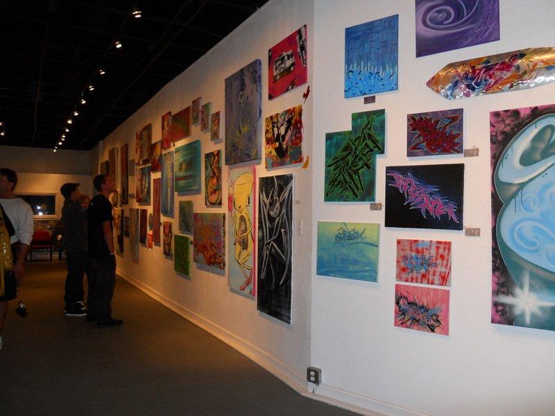 In the SCYAP Gallery