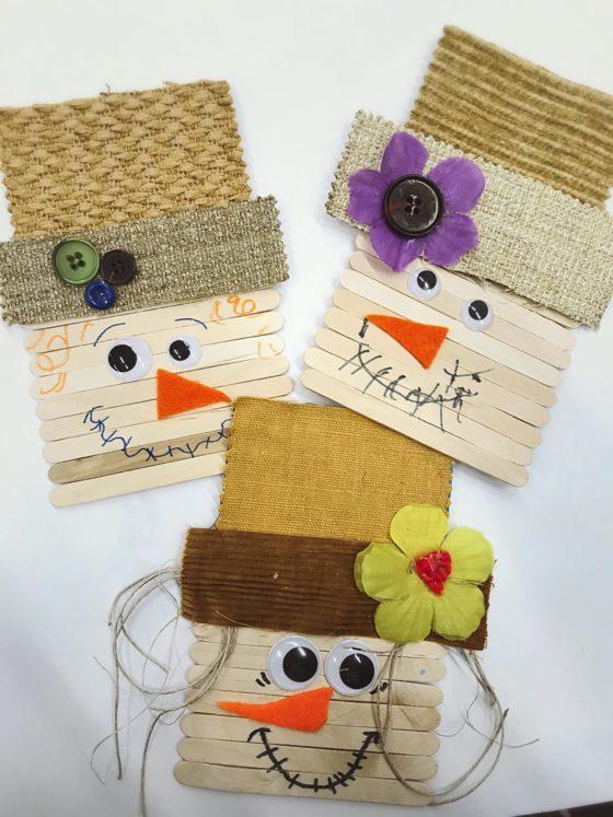 Scarecrow Craft Tutorial