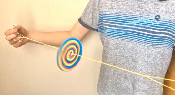 Easy Spinner Toy
